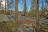 Rustic Cabin in Pigeon Forge with Picnic Table