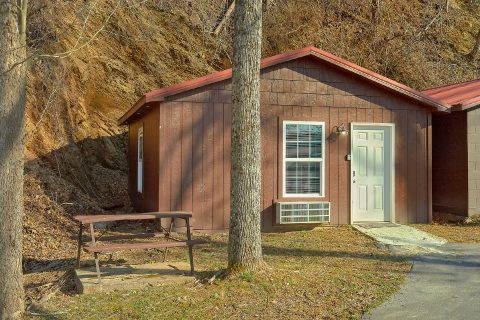 Studio Cabin Walking Distance to Pigeon Forge - Byrd Box