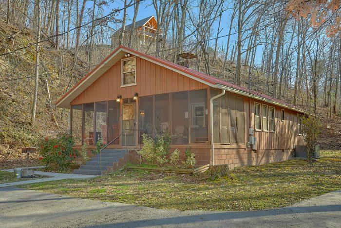 Byrd House Cabin Rental Photo