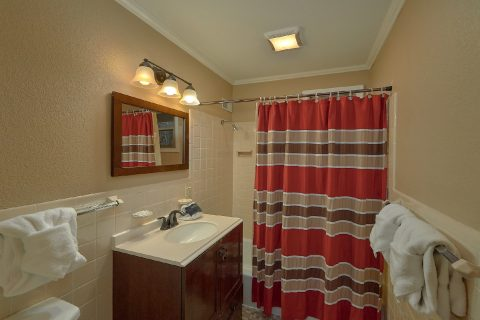Full Bathroom with Shower - Byrd House