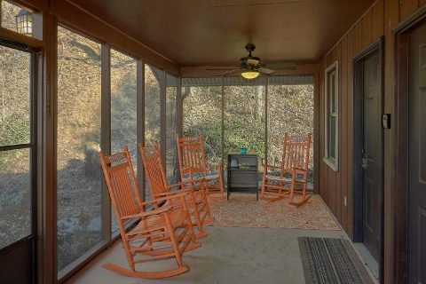 2 Bedroom Cabin with Screened in Porch and WiFi - Byrd House