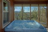 2 Bedroom Cabin in Pigeon Forge with Hot Tub