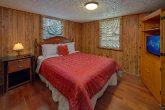 Queen Bedroom with Flatscreen TV Sleeps 4