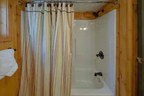 Bathroom with Tub / Shower - Byrd Nest