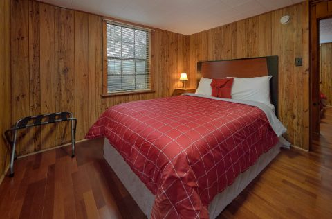2 Bedroom Cabin with Queen Bed - Byrd Nest