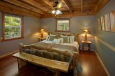 Spacious Cabin with Queen Bedroom