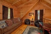 2 bedroom cabin with Arcade Game and Loft