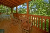3 bedroom cabin with private deck and view