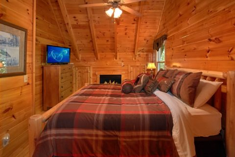 2 Bedroom Cabin Sleeps 6 in Sherwood Forest - Catch of the Day