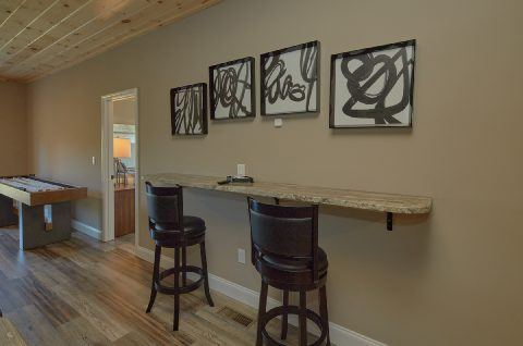 3 Bedroom with Wet Bar in Game Room - Chalet Vista