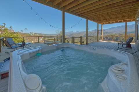 Hot Tub with Spectacular Views 3 Bedroom - Chalet Vista