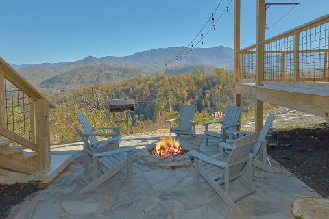 3 Bedroom With Fire Pit - Chalet Vista