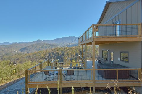 2 Large Decks with Spectacular Views - Chalet Vista