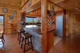 Gatlinburg Cabin Rental with KItchen and Bar