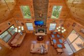 2 Story Cabin with FIreplace and Sleeper Sofa