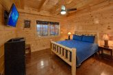 Gatlinburg Cabin with King and Queen Bedrooms