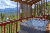 Cabin in Gatlinburg with Hot Tub on Deck & View