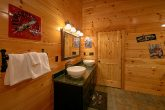 Premium Cabin with Luxury Bathroom and Jacuzzi
