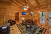 Cabin with 2 Arcade Games and Loft Game Room