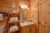 3 Bedroom Cabin with 3 Full Bath Rooms