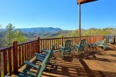 3 Bedroom Cabin with Spectacular Views
