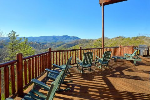 3 Bedroom Cabin with Spectacular Views - Cherokee Hilltop