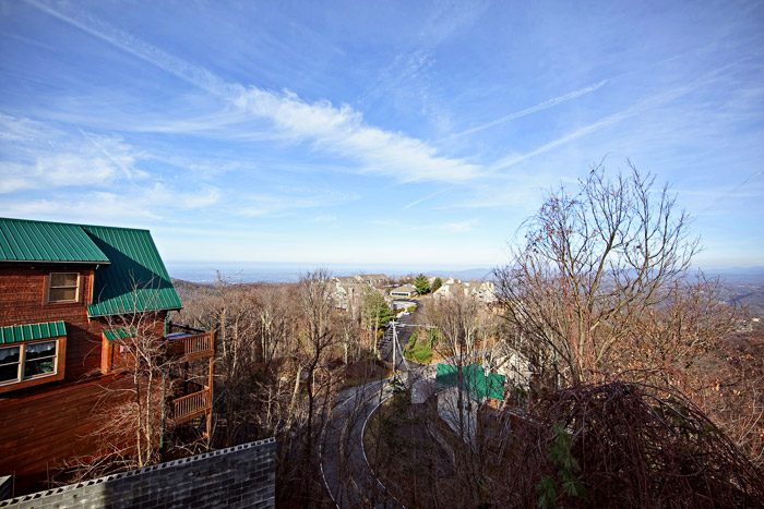 Beautiful views from a Three Bedroom Cabin - City View Chalet