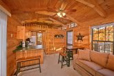 Cabin with Kitchen and Dining Area