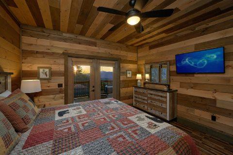 Premium 5 Bedroom Cabin Wears Valley Sleeps 16 - Cloud Bound