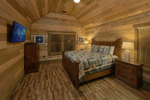 Spectacular Views 5 Bedroom Cabin Sleeps 16 - Cloud Bound