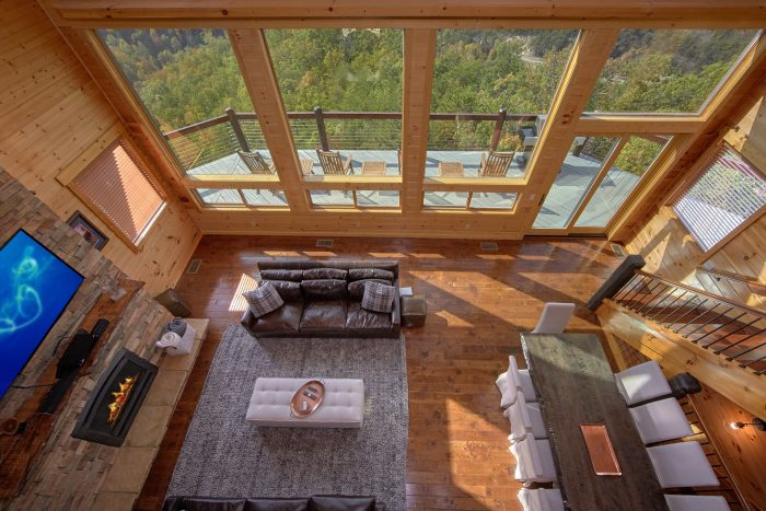 Luxury Cabin with Loft and Mountain Views - Copper Ridge Lodge