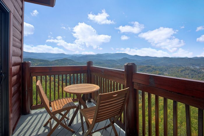 Premium 6 Bedroom Cabin with Views from deck - Copper Ridge Lodge