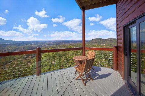 Cabin with Mountain Views from all Decks - Copper Ridge Lodge