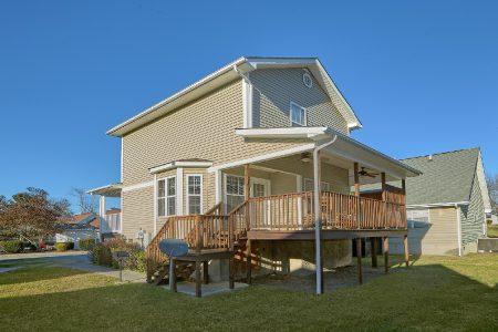 Ivey's Cove: 2 Bedroom Sevierville Cabin Rental