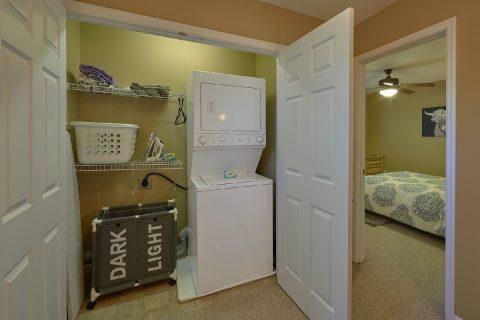 Washer and Dryer 2 Bedroom 2 Bath Sleeps 6 - Cozy Cuddles
