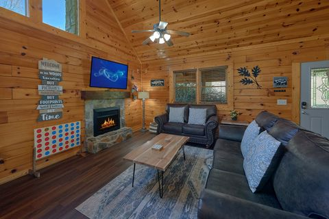 2 Bedroom Cabin with Fully Equipped Kitchen - Cozy Escape
