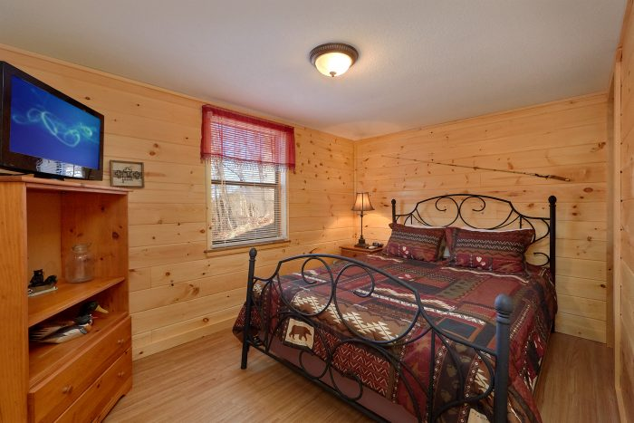 3 Bedroom Cabin 2 Bath Sleeps 8 - Cozy Hideaway