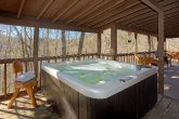 3 Bedroom Cabin Sleeps 8 Private Hot Tub