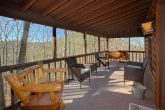 Large Covered Deck with Lots of Seating