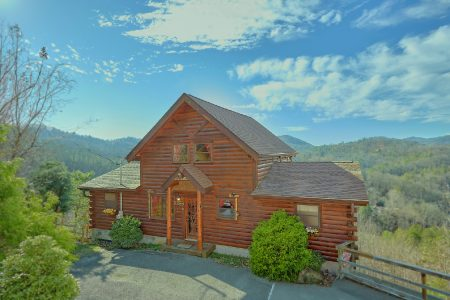 The Grotto: 2 Bedroom Sevierville Cabin Rental