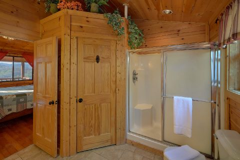 Master Bathroom with Standup Shower - Creature Comforts
