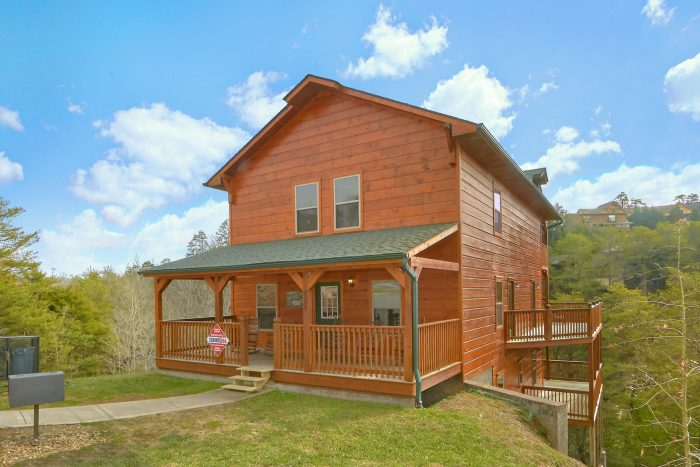 Crosswinds Cabin Rental Photo