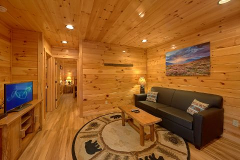 Cabin in Pigeon Forge Sleeps 18 with SofaSleeper - Crosswinds