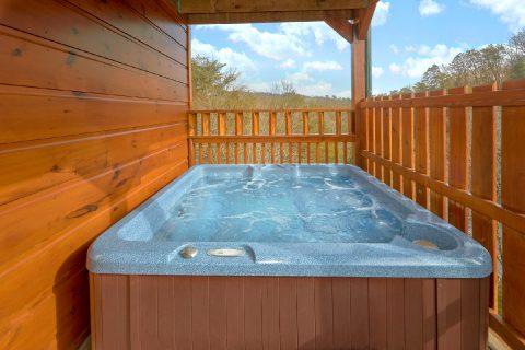 Luxury Cabin with Hot Tub - Crosswinds