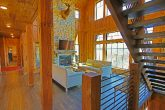 Luxury 4 Bedroom Cabin with Indoor Pool