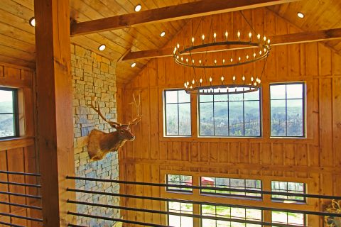 4 Bedroom 4.5 Bath Spectacular Views - Crown Chalet