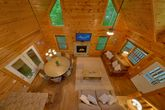 Cabin with Dining Table & Bar Seating