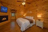King Master Suite in Cabin