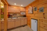 Pigeon Forge Cabin with Kitchenette and King Bed