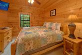 Rustic Cabin with 4 Private King Bedrooms